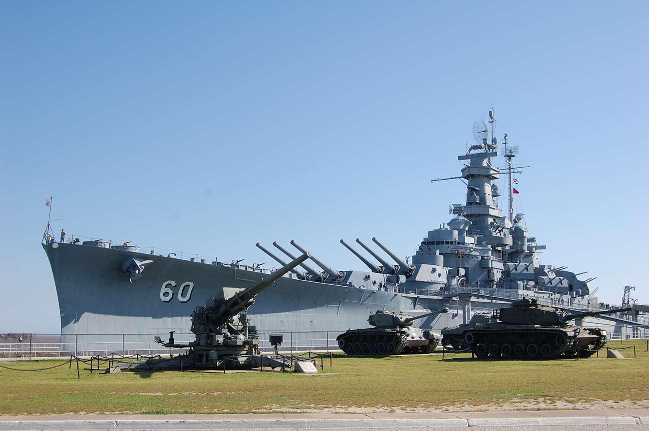 Battleship Uss Alabama