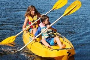 Fort Morgan Kayaking