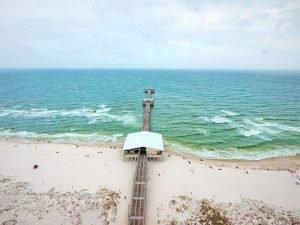 Gulf Shores pier fishing