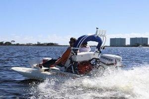 Cat Boat Tours in Orange Beach