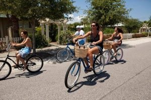 Free Bike Rentals for Spectrum Resorts Guests