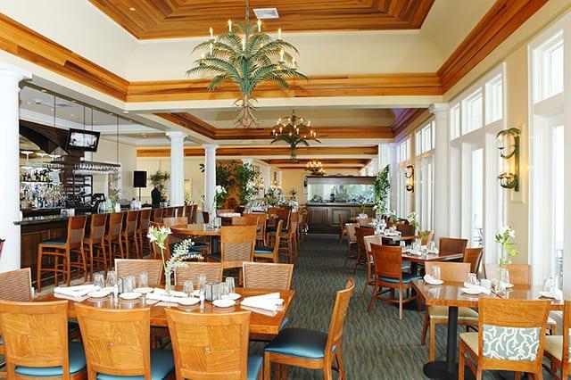 Coast Restaurant - The Beach Club Gulf Shores
