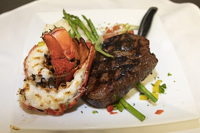 Steak and Lobster - Coast Restaurant - The Beach Club Gulf Shores AL