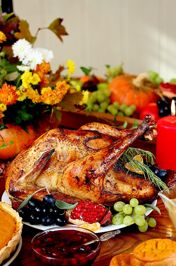 Thanksgiving Buffet at The Village Hideaway - The Beach Club Gulf Shores Alabama