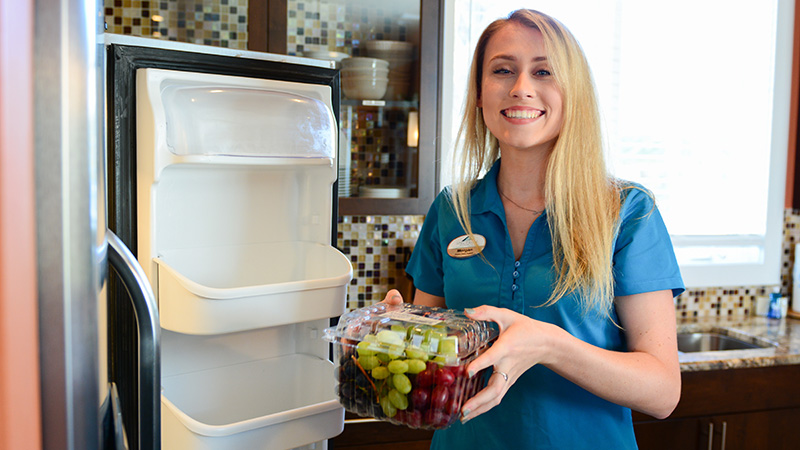 Grocery Delivery Service at The Beach Club Spa & Resort Gulf Shores Alabama
