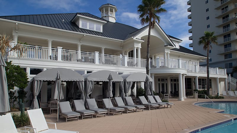 Poolside Cabana Rentals at The Beach Club Resort Gulf Shores Alabama