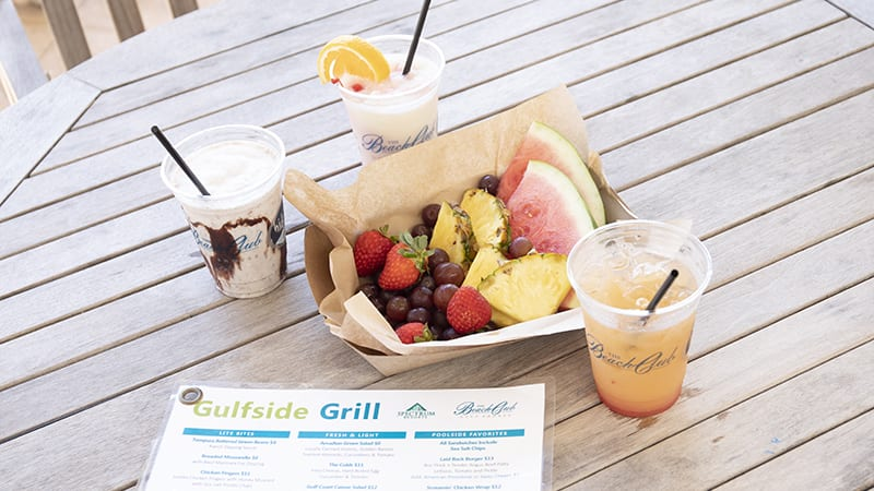 Gulfside Bar & Grill - The Beach Club Resort Gulf Shores Alabama