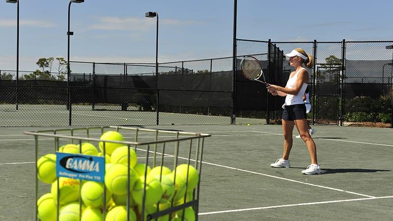 Tennis and Racquet Club - The Beach Club Resort Gulf Shores Alabama