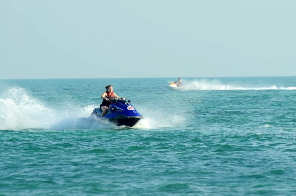watersports in Gulf Shores