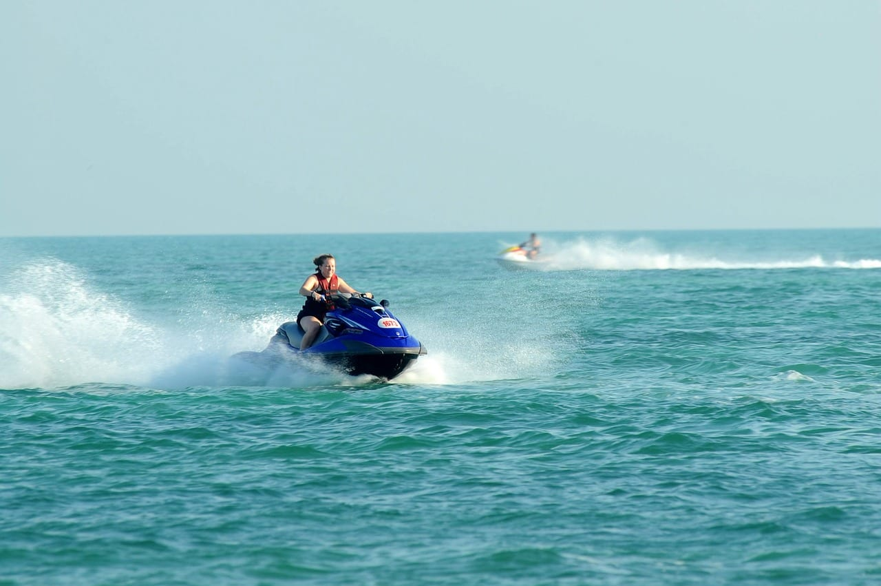 Beach Gulf Resort The Rentals Shores Jet Ski Club Spa At amp;