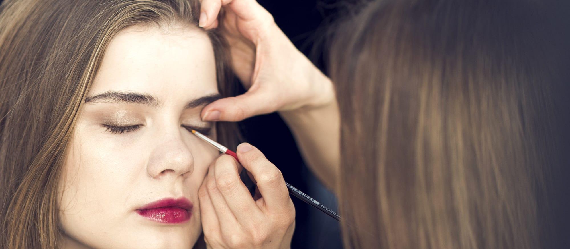 Makeup Appication