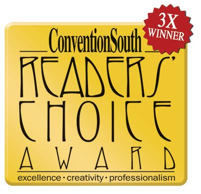 Connection South Readers Choice Award Recipient