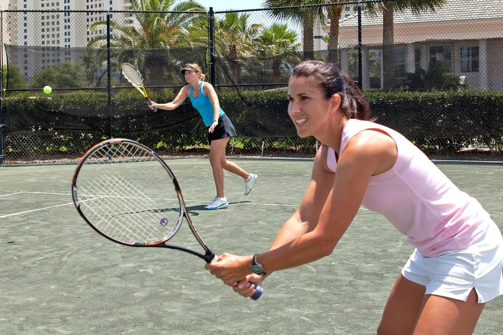 Adult Tennis Clinics