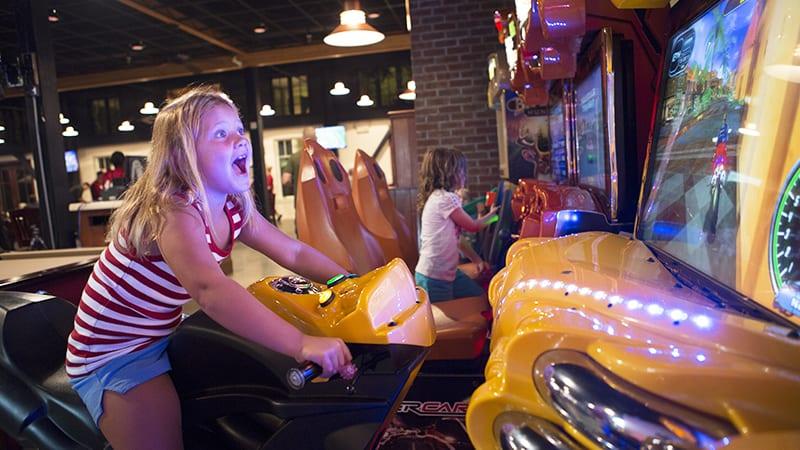 Arcade and Billiards - The Beach Club Resort Gulf Shores Alabama