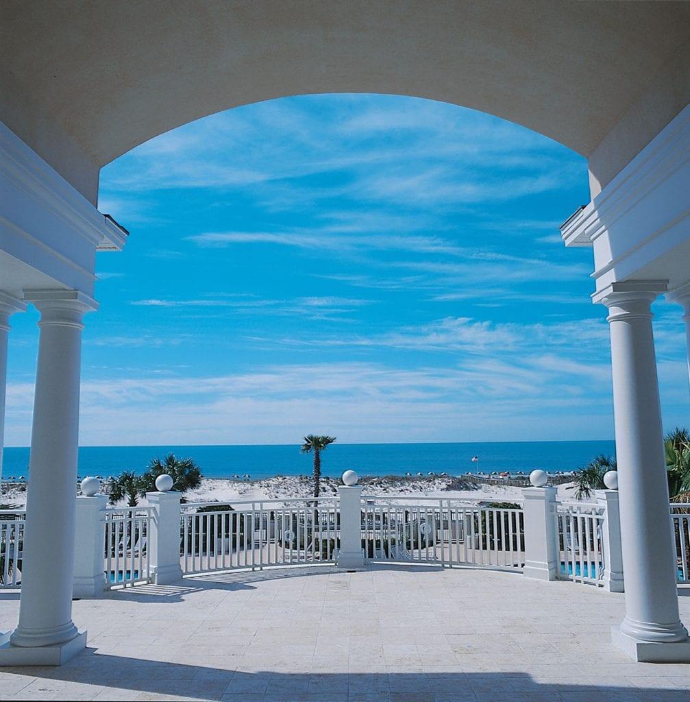 the veranda room at the beach club resort