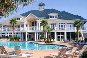 The Beach Club Clubhouse