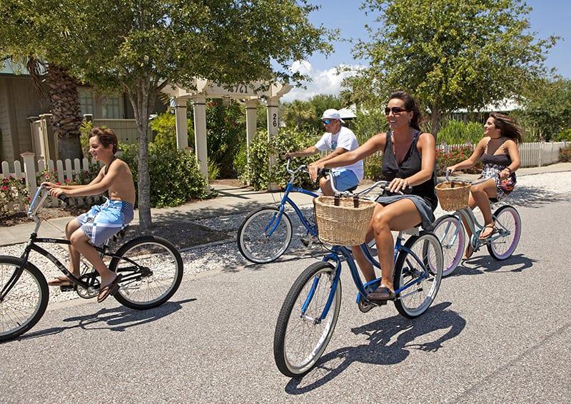 Bike Rentals at The Beach Club