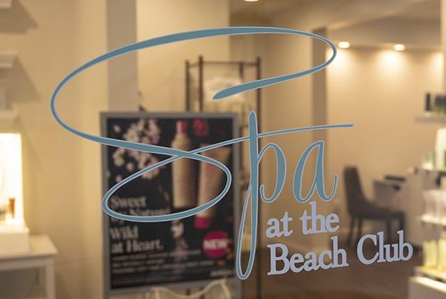 Spa and Salon at The Beach Club Gulf Shores AL