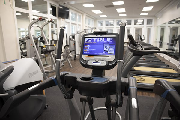 Clubhouse Fitness Center at The Beach Club Gulf Shores Alabama