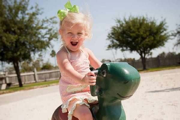 Kids Playground at The Beach Club Gulf Shores Alabama