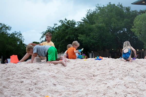Sand Island at The Beach Club Gulf Shores Alabama