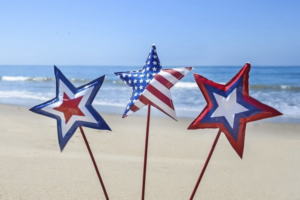 4th of July at The Beach Club