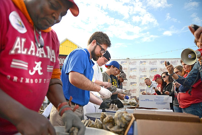 Oyster Cook Off and Craft Beer Weekend