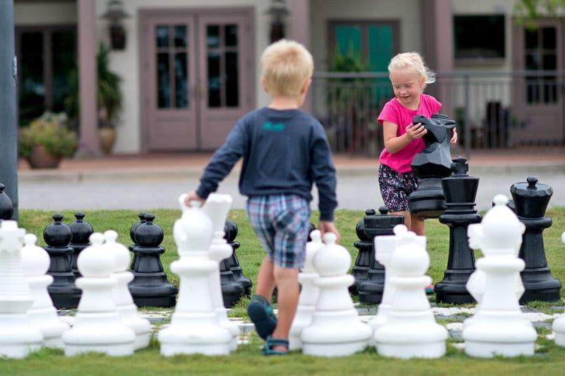 Kids Activities on Village Lawn