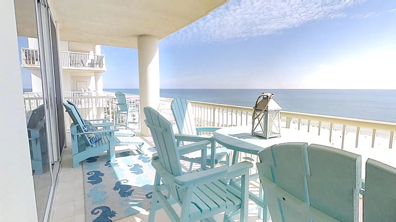 Accommodations at The Beach Club Resort Gulf Shores Alabama