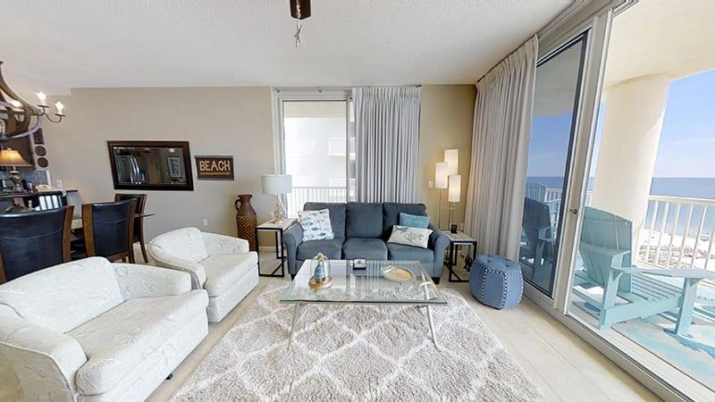 Accommodations at The Beach Club Resort Gulf Shores Alabama