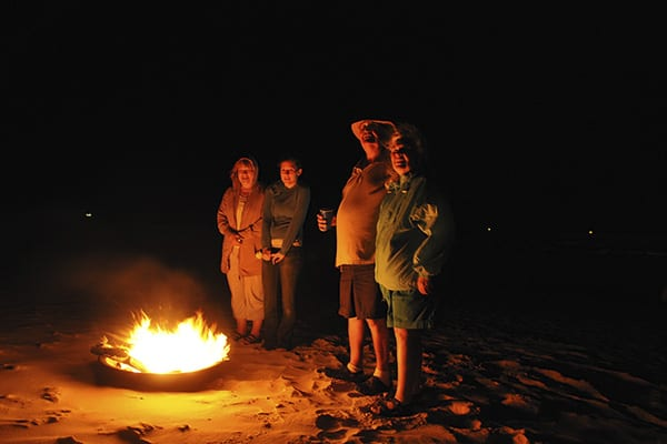 Campfires - the Beach Club Resort Gulf Shores Alabama