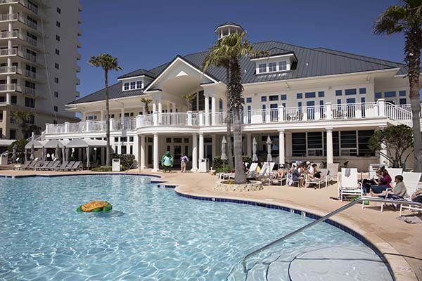 The Clubhouse at The Beach Club Resort Gulf Shores Alabama