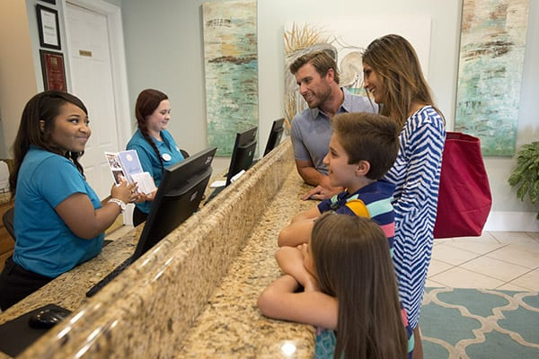 Concierge Service at The Beach Club Resort Gulf Shores Alabama