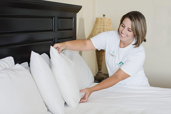 Mid-Stay Cleans at The Beach Club Resort Gulf Shores Alabama