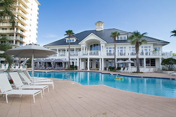 Full resort access at The Beach Club Resort Gulf Shores Alabama