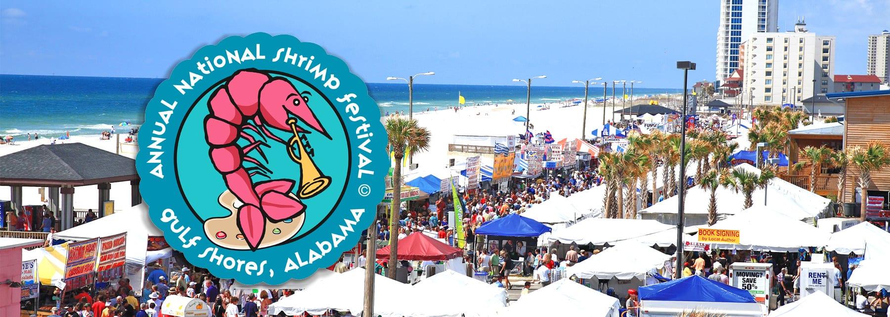 National Shrimp Festival Gulf Shores Alabama