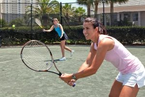 Adult Tennis Clinics at The Beach Club Resort Gulf Shores Alabama
