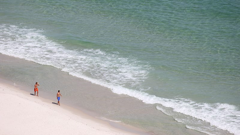 White Sand Beaches - The Beach Club Resort Gulf Shores Alabama