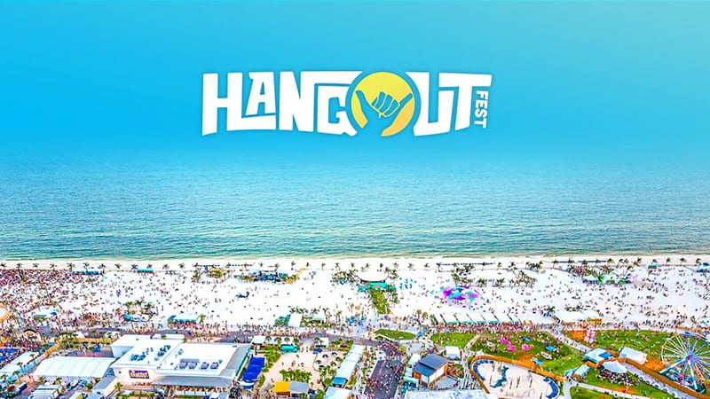 Hangout Music Festival Gulf Shores Alabama