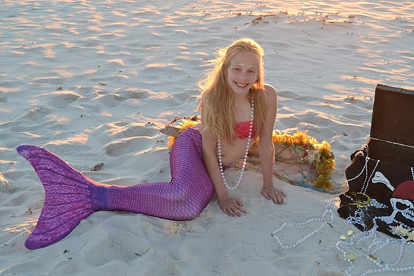 Mermaid Pirate Photo Shoot - The Beach Club Resort Gulf Shores Alabama