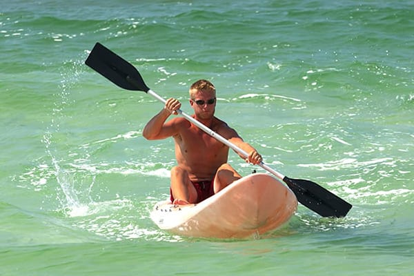 Paddleboard Rental - The Beach Club Resort Gulf Shores Alabama