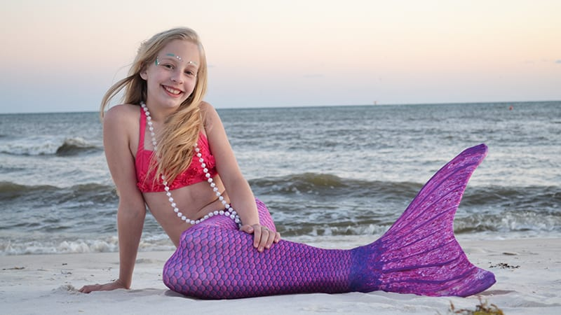 Pirate and Mermaid Photo Shoots at The Beach Club Resort Gulf Shores Alabama