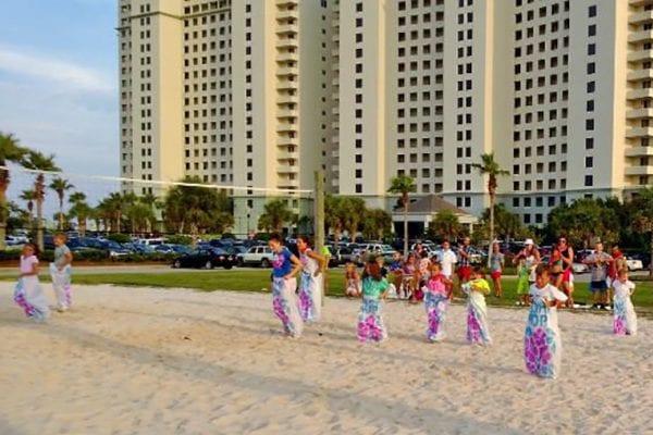 Sand Island - The Beach Club Resort Gulf Shores Alabama