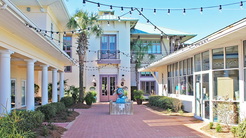 Shopping at the Village Mercantile at The Beach Club Resort Gulf Shores