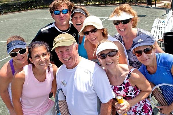 Tennis Social at The Beach Club Gulf Shores Alabama