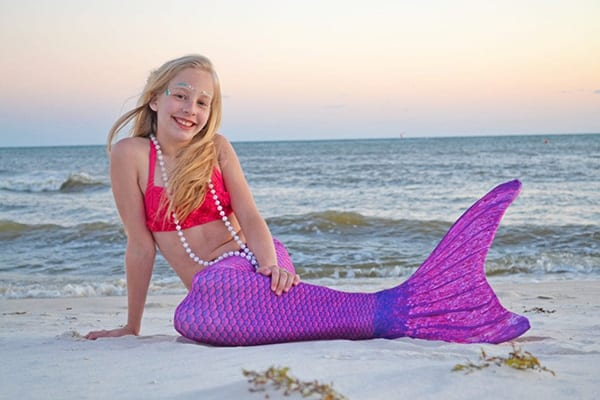 Mermaid and Pirate photo shoot - The Beach Club Gulf Shores Alabama