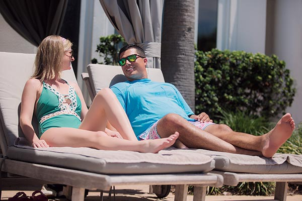 Private Cabana - Couples getaway