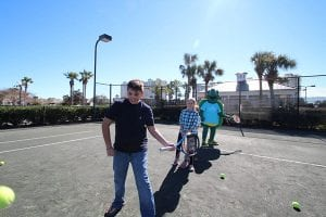 Toby's Tennis Party - The Beach Club Resort Gulf Shores Alabama