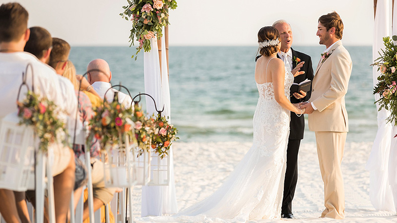 Weddings at The Beach Club Resort & Spa Gulf Shores Alabama