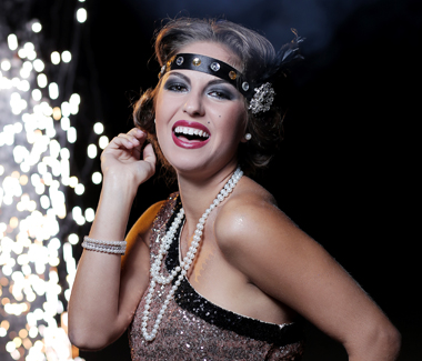 winter activities in Gulf Shores - 1920s Dinner and Dance